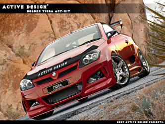 Holden Tigra by Active-Design