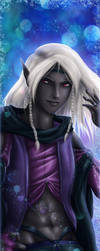 Pharaun Mizzrym by Blind-Leviathan