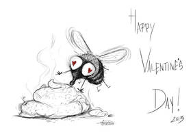 Happy Valentine's Day 2013 by AnamikaB