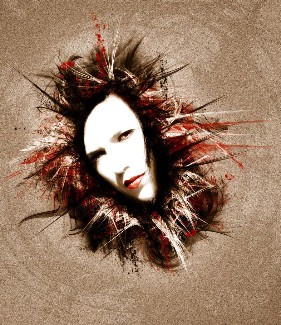 Abstract Face by XResch