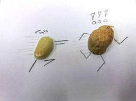Going... Nuts!? by XResch