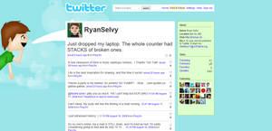 Tweet Tweet TWEEET by Selvo