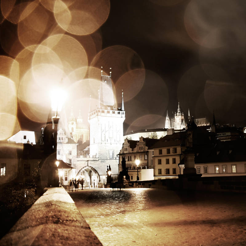 Prague by Kvikken