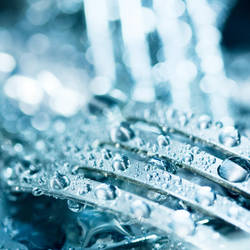 Icy blue by Kvikken