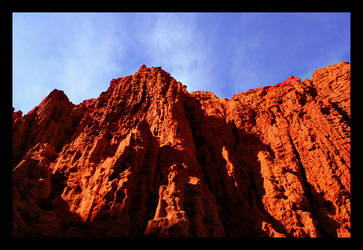 Red Canyon by Kvikken