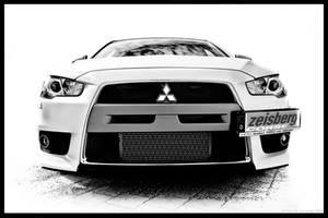 Mitsubishi Evo X MR - Highkey by Caliart