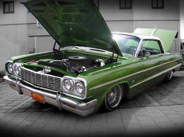 johnny lowrider by Caliart