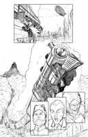Megavator page 8 pencils by jamesfranci5
