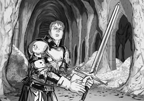 dungeon crawler (work in progress) by jamesfranci5
