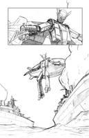 Megavator p10 pencil by jamesfranci5