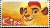 Kion stamp by svartmoon