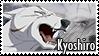 Kyoshiro stamp 2 by svartmoon