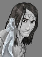 Kaladin Stormblessed by virgiliArt