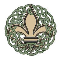 Celtic Saints by virgiliArt
