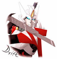 Number One Drift by DreamHelly