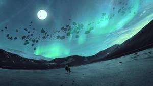 Full Moon by xLocky