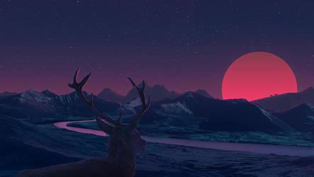 Towards the sun by xLocky