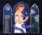 Arianrhod Triptych by Kittenpants