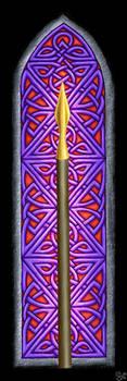 Spear of Lugh Lamhfada by Kittenpants