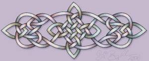 Celtic Knot by Kittenpants