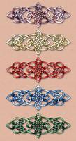 Elemental Knots by Kittenpants