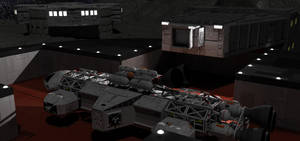 Back to the Hangar 2 (more detailing) by Mapper