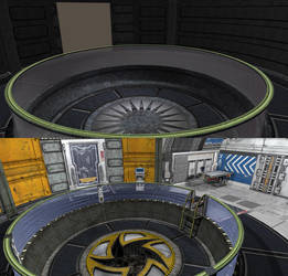 Davo arena before after by Mapper