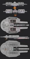 USS-Harbinger by Mapper
