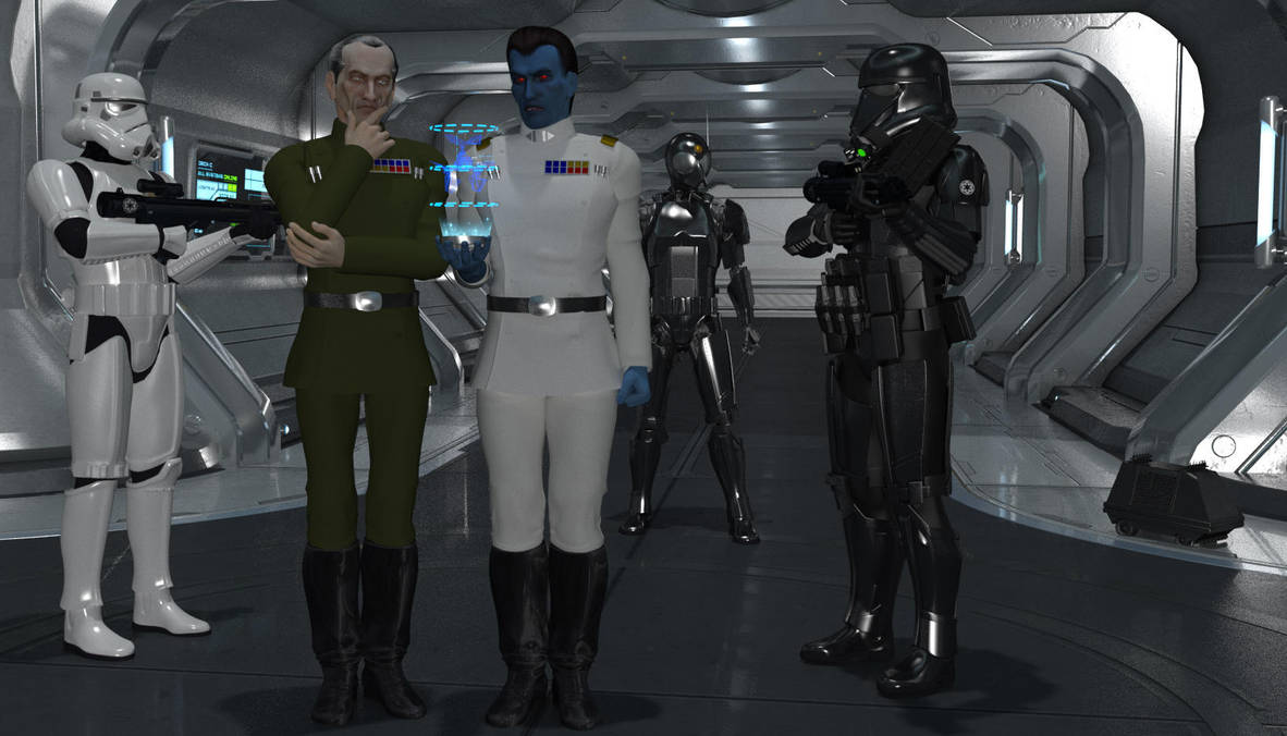 The Empire needs this by Mapper