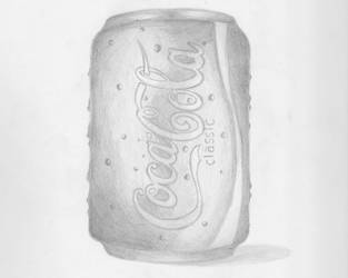 Tonal Coca Cola by MaJaque