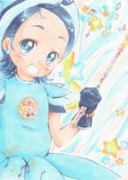 Kakao Card - Aiko Carnival Witch Dress by Parodygirl-Samy