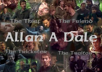 Allan A Dale: I Am All of Me by LittleBachman