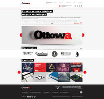 Ottowa - Responsive, Professional PSD Template by retinathemes