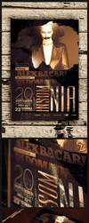 Insomnia Poster / Flyer Template by retinathemes