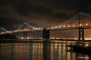 Bay Bridge by MellsPics