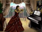 Zigeunerweisen by ErisForan