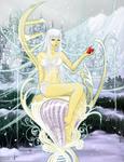Winter Snow White by ErisForan