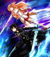 Sword Art Online by urusai-baka