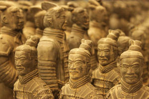 Terracotta Army by spawn00000