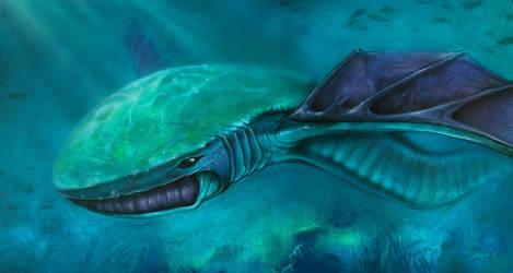SEA DRAGON by Konf