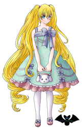 {PUA RP Tracker} Canarie: Little Loli by Vampiressilence