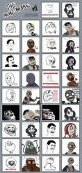 The 9 OC Meme Meme by The-real-Vega777