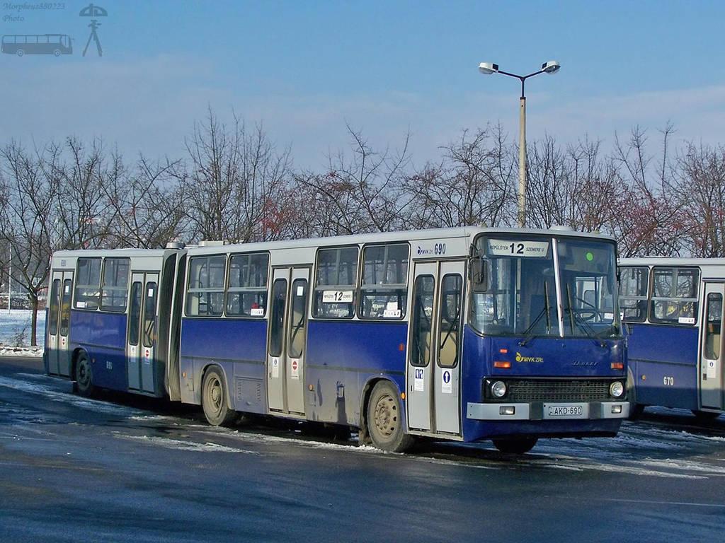 Ikarus 280 In Miskolc By Morpheusphotoworks On Deviantart