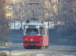 E1 tram in Miskolc on 2008 -1 by MorpheusPhotoworks