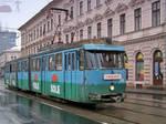 FVV Tram in Szeged - 2009 by MorpheusPhotoworks