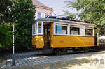 Old tram in Szombathely by MorpheusPhotoworks
