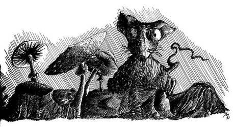 Rat by drakulls