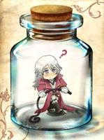Belmont in a Bottle by LadyCerbero