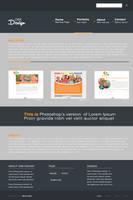 Website Temmplate by AgnethaArt