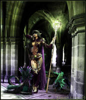 Dragon Mistress by Lady-Akyashaa